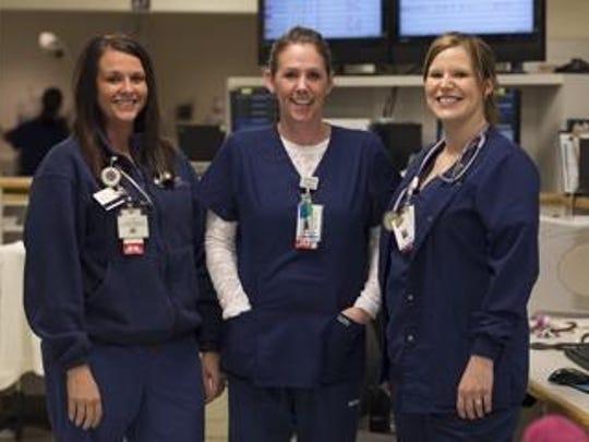 TriHealth Bethesda North emergency room Nurses