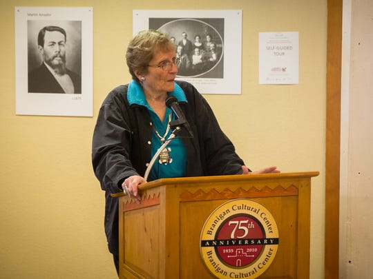 Retired curator of the University Museum at NMSU, Dr.