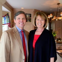 Tim and Susan Reed are the ambassadors for the 2016 American Heart Association Heart Ball.
