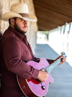 "Menard native John Garcia recently released his first single, ""Summer Love."""