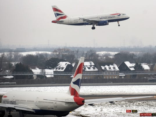 the british airways strikes effects on 14022017  british airways crews announce fresh four-day  but british airways has denied the pay amounts to  criticism of planned airline and airport strikes.