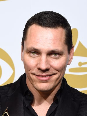 Tiesto is the headliner for the Wet Electric pool party, happening April 25-26 at Big Surf Waterpark.