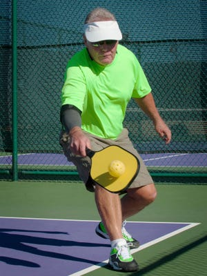 A free Pickleball clinic/demonstration is being offered from 7:15 p.m. to 9 p.m. Nov. 2 in East Junior High Fieldhouse.