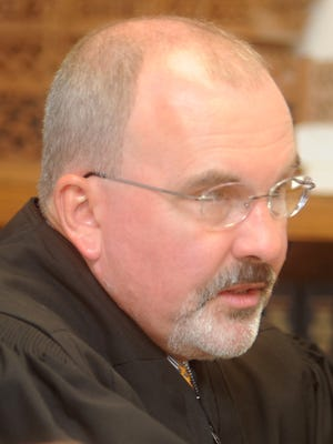 Perry County Judge Dean Wilson announces final certification of New Direction Drug Court