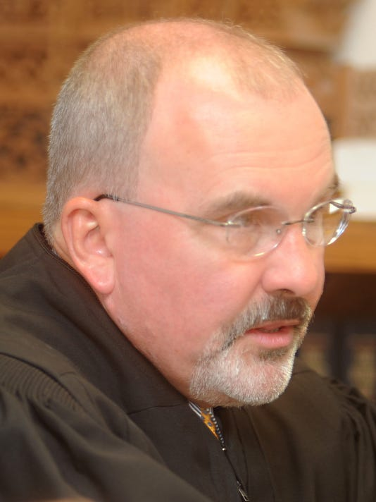 Perry County Judge Dean Wilson