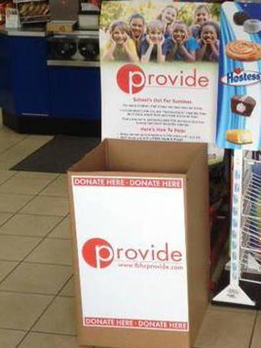 ProvideFoodDrive