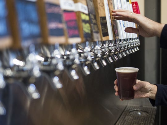 It's looking like a busy fall for Greenville's Brewery