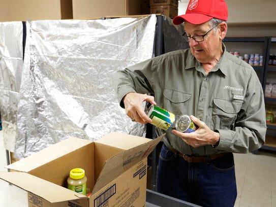 Salvation Army Food Pantry Oshkosh Wi