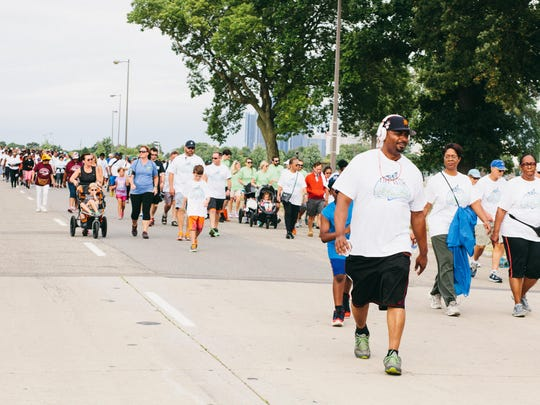 The Gift of Life MOTTEP LIFE Walk/Run celebrates 20 years of raising awareness and funds for organ and tissue donation and education.