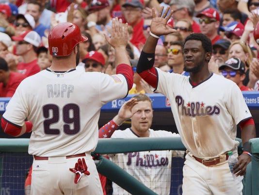 Phillies-Braves