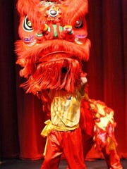 Chinese lion dancers and drummers will kick off the Dragon Boat Race at 8:45 a.m. Sunday, June 28. After, they will perform in the Amphitheater at the World Beat Festival.
