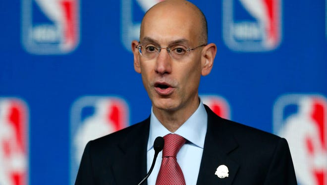 If the NBA determines Clippers owner Donald Sterling did make racist comments, then new  commissioner Adam Silver must ban him.