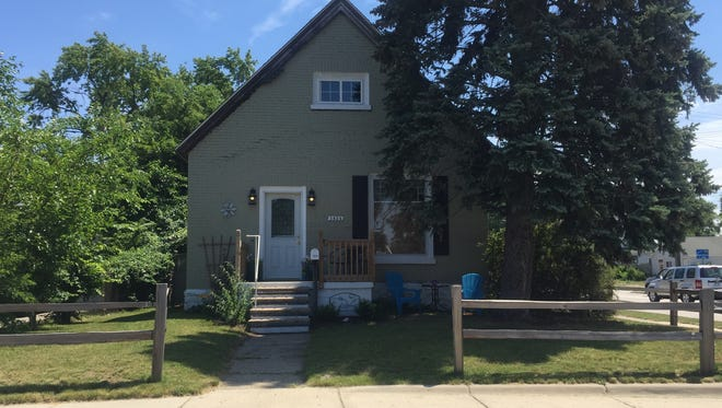 Bob and Jen Hewitt, of London, Ontario, have seen success with their four Airbnb properties in Port Huron. This home is located at 1624 17th Street and is one of their newer rentals.