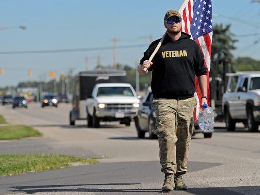 CGO 0911 Walking Veteran