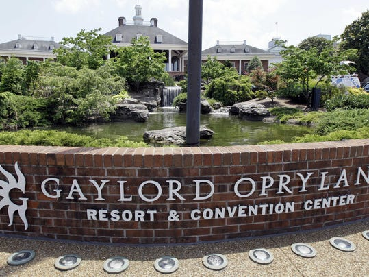 Opryland Hotel Contacts Health Dept After Guests Fall Sick