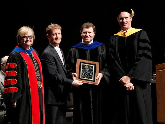 Austin Peay Academic Honors Awards Day Photos by Robert