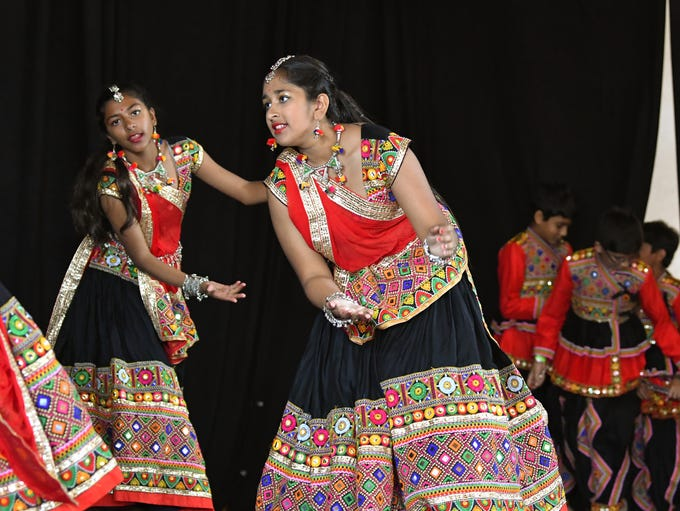 Sunday at the 2018 22nd annual Indiafest, held at