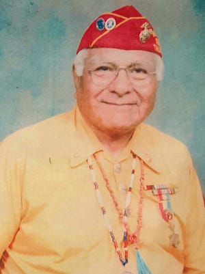 Navajo Code Talker Arcenio Smiley died on Wednesday in Phoenix. A funeral service will take place Monday at the Newcomb Assembly of God Church.