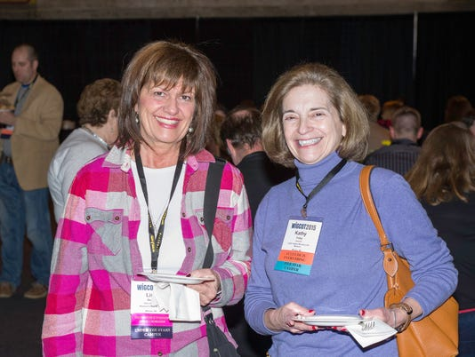 Lisa Berry & Kathy Foley - WIGCOT 2015.jpg