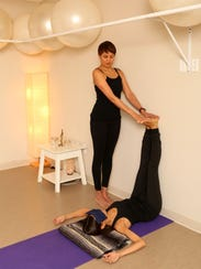 yoga can help women with fertility issues