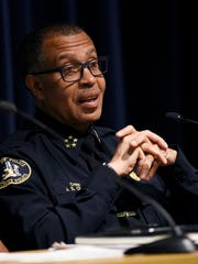 Detroit Police Chief James Craig.