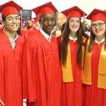 Clinton High School Graduation 2015.