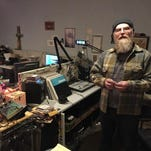 Steven Cherry built a low-power AM station that he runs from the front room of his corner home on Sobieski Street in Hamtramck..