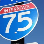 I-75 construction ahead of schedule, could finish 10 years early