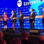 Candidates for Michigan's governor short on details at Mackinac debate | Opinion