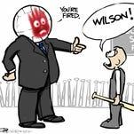 A recent Marc Murphy cartoon