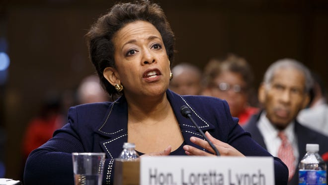 Attorney general nominee Loretta Lynch's confirmation vote is being held up in the Senate because of a partisan battle over abortion.
