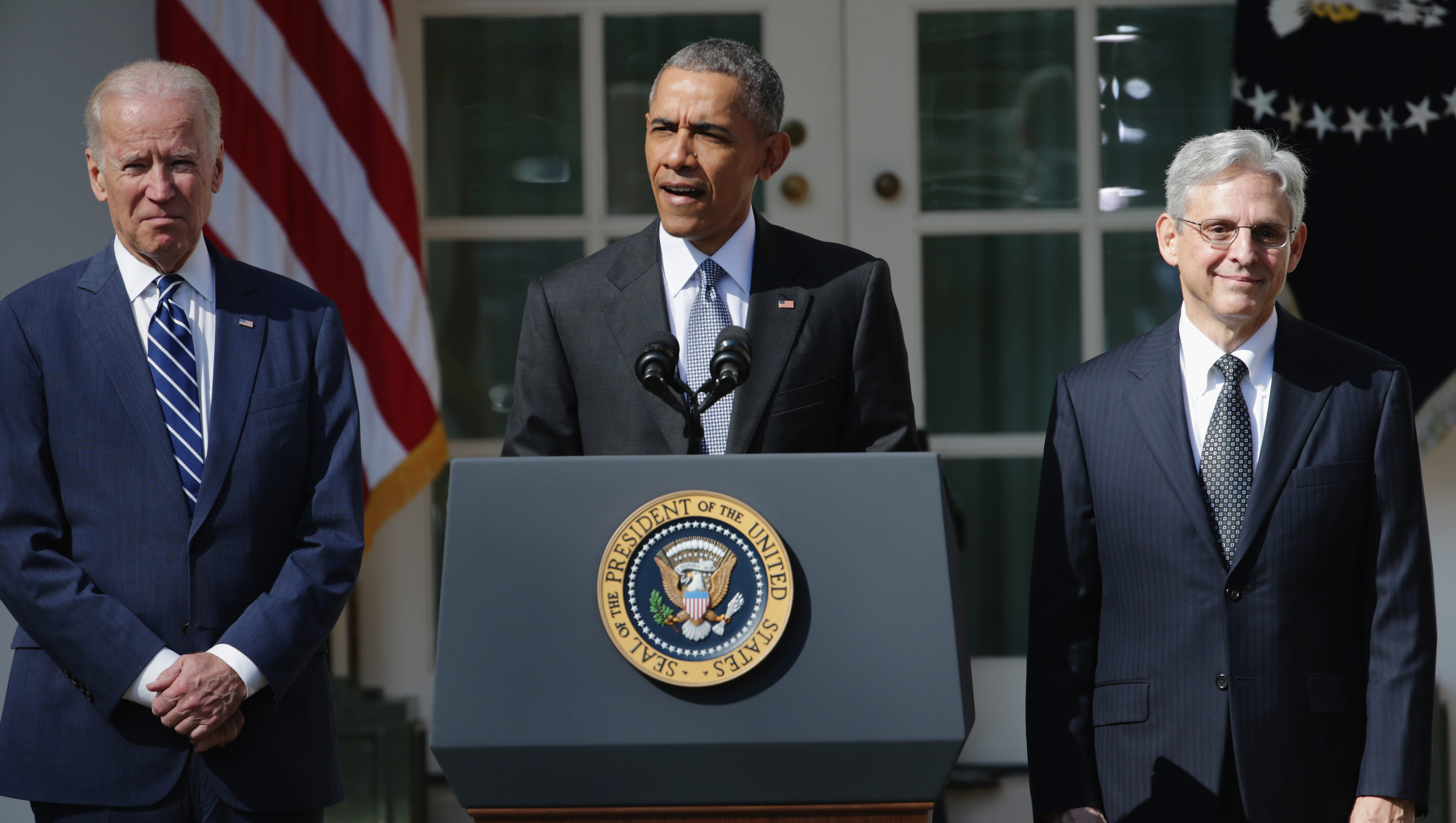 Obama: Merrick Garland qualified to serve on Supreme Court immediately