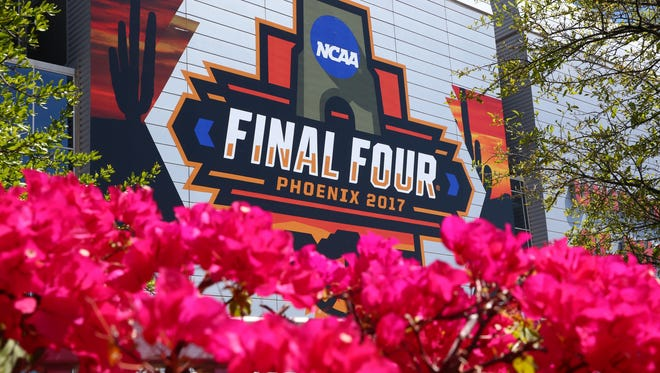 March Madness is known for upsets, but NCAA Final Four attendees can avoid getting upset themselves by watching out for ticket scammers, the Arizona Attorney General's Office said.