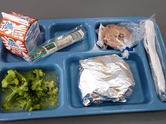 The Wichita Falls ISD handles its food service in-house.