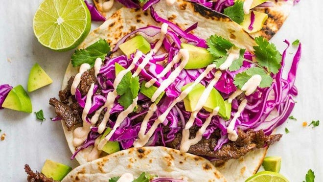 Almond has added Korean tacos to its weekly roster of takeout offerings.