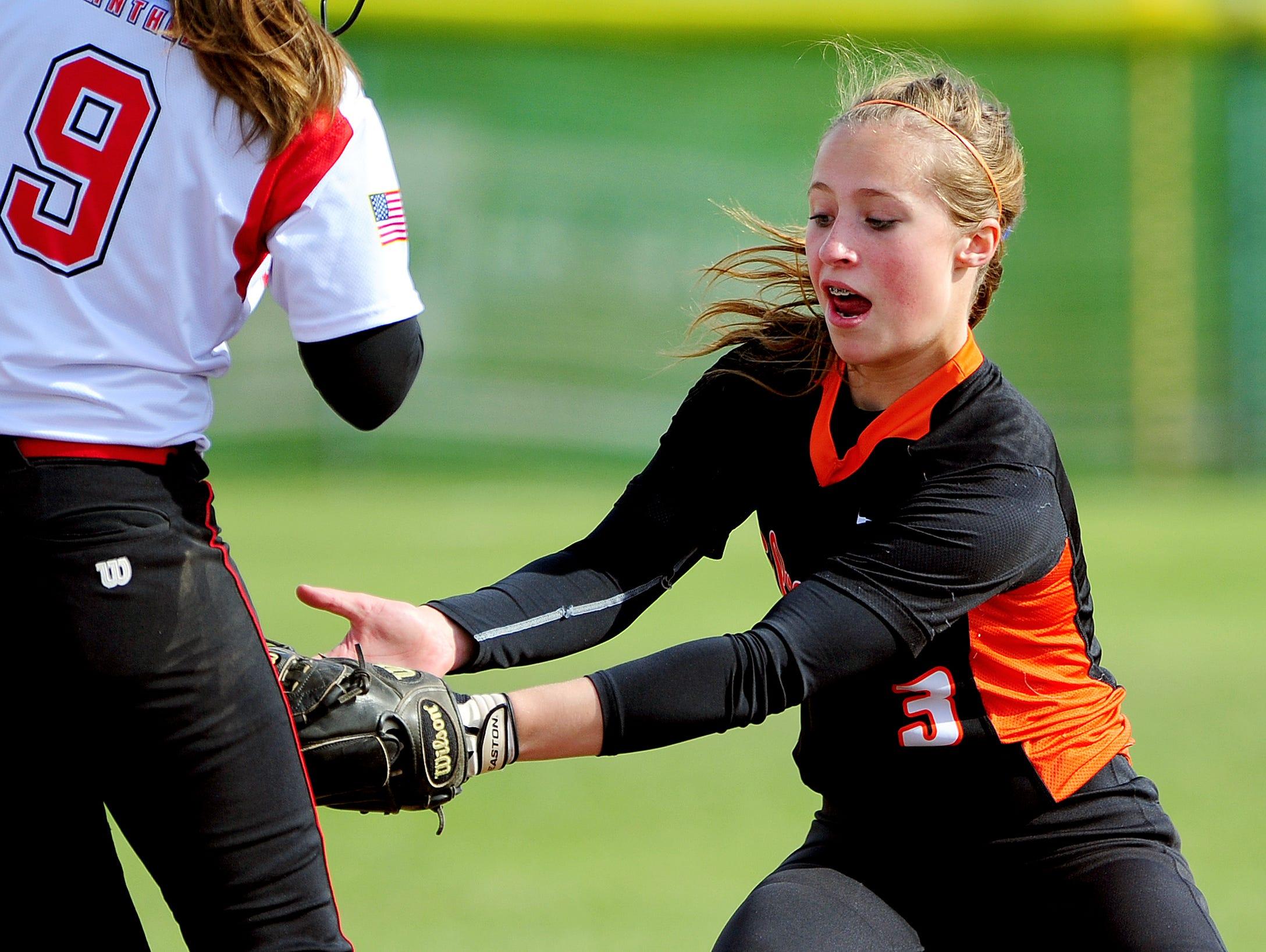 Silverton shortstop Maggie Buckholz is the athlete of the week.