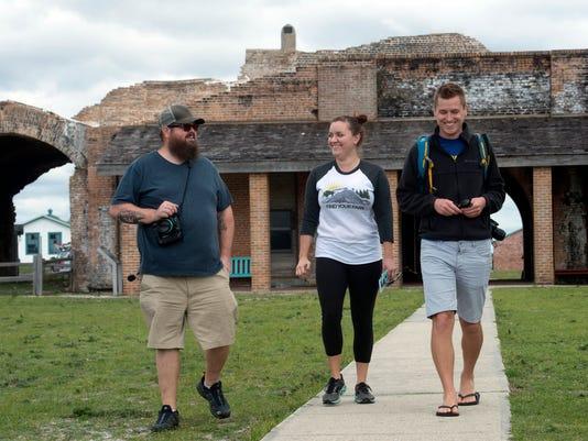 National Park Visitors