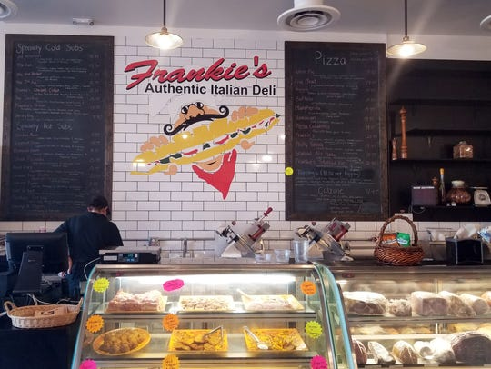 Frankie's Italian Deli launched in April at 6654 Collier
