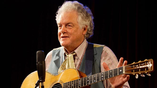 Peter Rowan will be headlining this year's Pickin' in the Pines festival in Flagstaff.