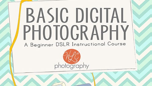 A basic digital photography class will be taught in Stuart.