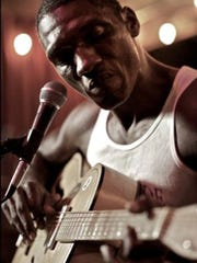 Mississippian Cedric Burnside is up for a Best Traditional Blues Album Grammy.