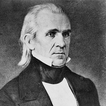 Why there's still a fight in Tennessee about where to bury President James K. Polk