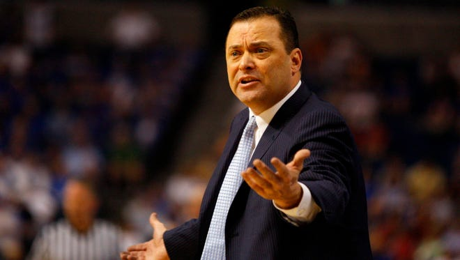 """""""I just decided I'd rather die coaching than live doing anything else,"""" Billy Gillispie said about his return to coaching."""