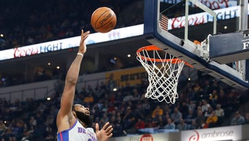 Detroit Pistons, minus Avery Bradley, hold off Indiana Pacers, 104-98