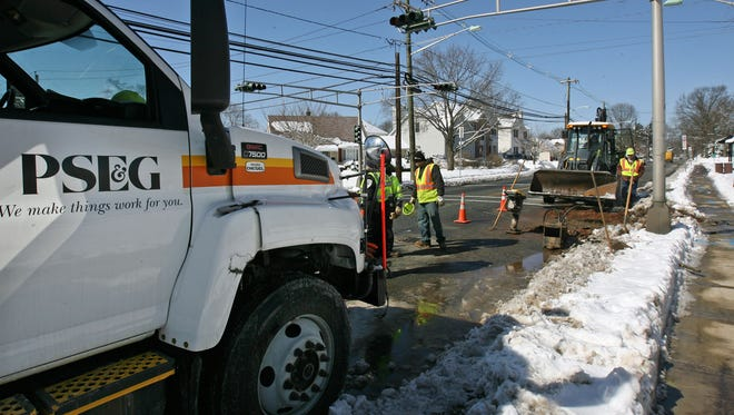 More than 20,000 Public Service Electric and Gas customers are without power in Union County.
