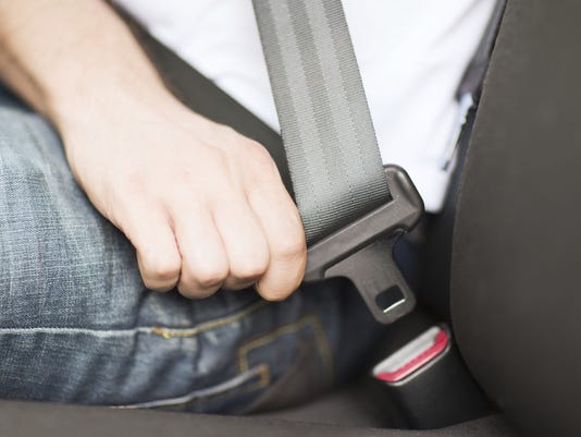 Not Wearing Seat Belt May Be A Crime In New Jersey