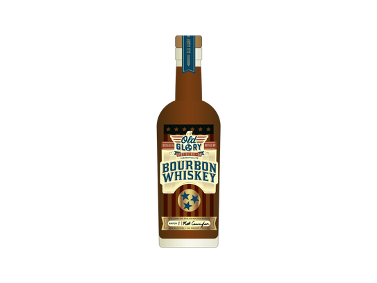 Old Glory Distilling Co.'s bourbon whiskey