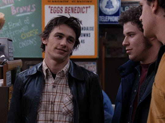 """The only season of """"Freaks and Geeks"""" is downloadable on Netflix."""