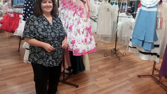 Rosey Bear Boutique owner Deborah Cragg opened her shop in The Place at Victor Village earlier this year.