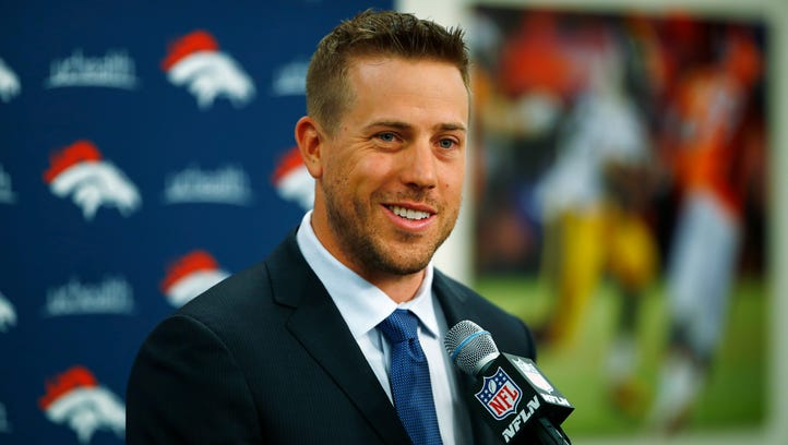 Broncos tout 'our guy' Case Keenum, but QB intrigue isn't over